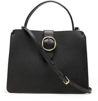 Banana Republic Leather Top-Handle Bag