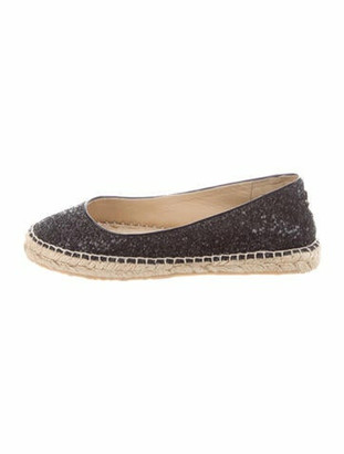 Jimmy Choo Espadrilles Black