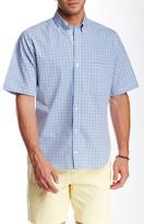 Tailorbyrd Plaid Short Sleeve Shirt