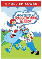 New Video The Adventures Of Raggedy Ann & Andy:Sunny Bunny Adventure DVD