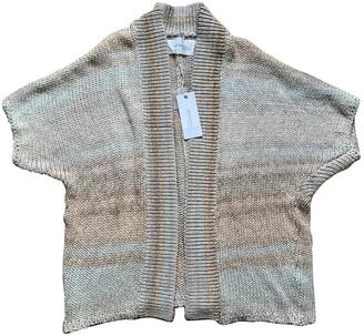 Alchemist Beige Cotton Knitwear