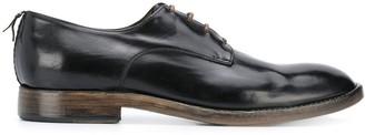 Silvano Sassetti Lace Up Oxford Shoes