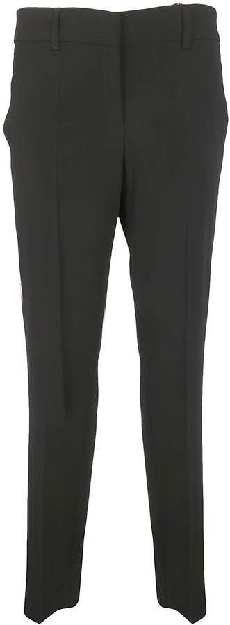 Armani Collezioni Cropped Tailored Trousers