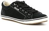 Taos Footwear Retro Star Suede Sneakers