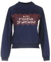Le Mont St Michel Sweatshirt