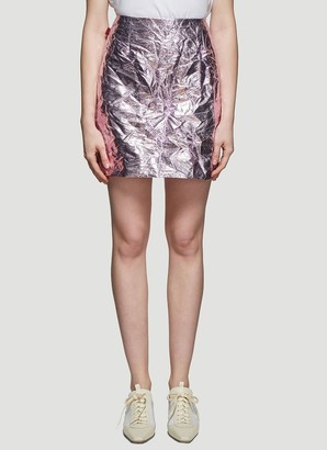 Sies Marjan Desiree Crinkled Mini Skirt