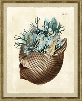 The Well Appointed House Cornucopia I Framed Wall Art-Available in a Variety of Sizes