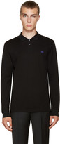 Paul Smith Black Logo Polo