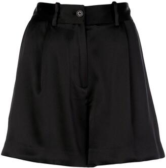 Nili Lotan high-waisted tailored shorts