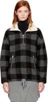 Etoile Isabel Marant Grey Check Gilas Jacket