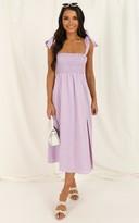 Showpo Untamed Dress in lilac - 8 (S) Dresses