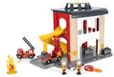 Brio Rescue Fire Station