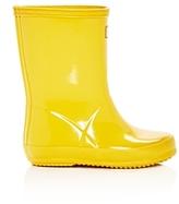 Hunter Unisex First Gloss Rain Boots - Toddler