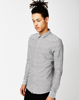 ONLY & SONS Hector Long Sleeve Shirt White