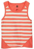 Tea Collection Shell Beach Active Tank (Toddler, Little Girls, & Big Girls)