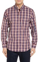 Tommy Bahama Men's Big & Tall Tudo Check Sport Shirt