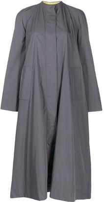 Aalto Round Neck Oversized Coat