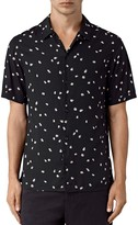 AllSaints Nauvoo Slim Fit Button Down Shirt