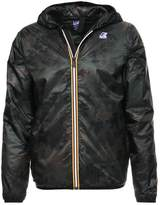 KWay LE VRAI CLAUDE Light jacket dark camouflage