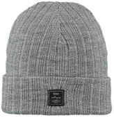 Barts Parker Beanie Hat, One Size, Grey