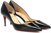 Christian Louboutin Iriza 70 patent leather pumps