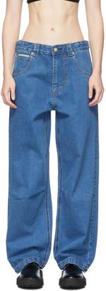Eytys Indigo Titan Jeans
