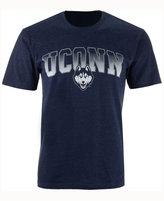 Colosseum Men's Connecticut Huskies Gradient Arch T-Shirt