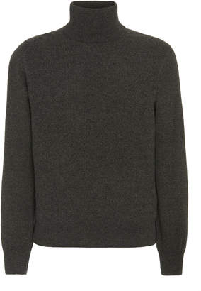 Fioroni Wool and Cashmere Turtleneck Sweater