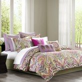 Echo Vineyard Paisley Comforter Set, Queen
