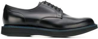 Church's thick-sole Derby shoes