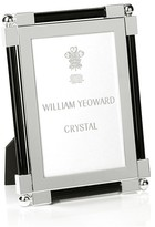 "William Yeoward Black Classic"" Frame, 4"" x 6"""