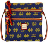 Dooney & Bourke NCAA Notre Dame Notre Dame Triple Zip