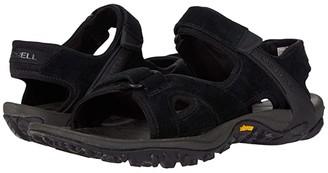 Merrell Kahuna 4 Strap (Black) Men's Shoes