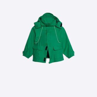 Balenciaga Ski parka codes adapted to a Couture urban coat