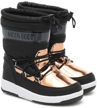 MOON BOOT KIDS Girl Soft WP snow boots