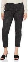 Thumbnail for your product : Brax Women's Maron Jacquard Gemusterte Chino Trouser