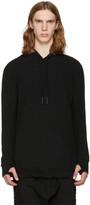 11 By Boris Bidjan Saberi Black Oversized Hoodie