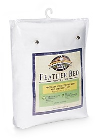 Bloomingdale's Pacific Coast Feather Feather Bed Protector, Queen