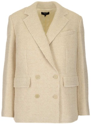 Theory Piazza Tweed Jacket