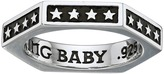 King Baby Studio Hexagon Stackable Ring with Stars Ring