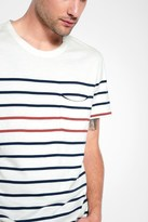 7 For All Mankind Brenton Striped Shirt
