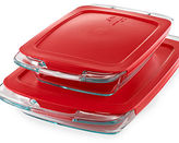 Pyrex 4 Piece Glass Bake and Store Set