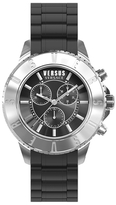 Versus By Versace Tokyo Chronograph Black Dial Watch, 44mm