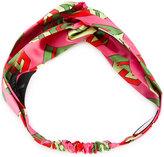 Gucci GG Wallpaper print headband
