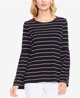 Vince Camuto Cotton Striped Top