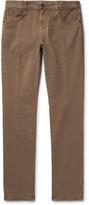 Boglioli - Slim-fit Stretch-denim Jeans