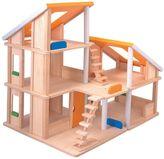 Plan Toys Wood Chalet Dollhouse