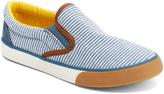 Hanna Andersson Foggy Blue Oskar Slip-On Sneaker - Toddler & Boys