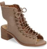 Dolce Vita Girl's Luna Block Heel Sandal