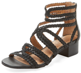 Corso Como Jonah Braided Leather Sandal